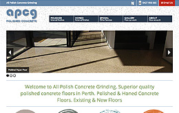 APCG - All Polish Concrete Grinding